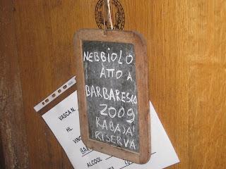 Piemonte Wine Tours in Barbaresco