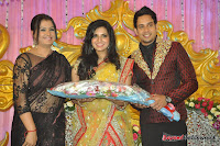 Celebraties at Actor Bharat n Jessy Wedding Reception Photos+%2528152%2529 Actor Bharath n Jessy Wedding Photos