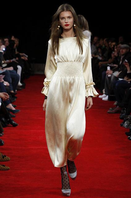 Long Sleeve Maxi Dress Pattern