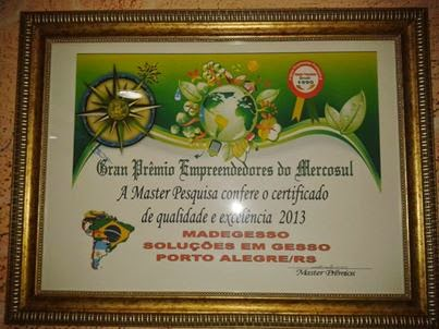 Prêmio Empreendedores do Mercosul