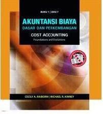Akuntansi Biaya Dasar dan Perkembangan 1 dan 2