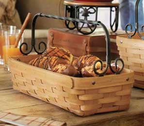 Longaberger Artisan Bread Basket