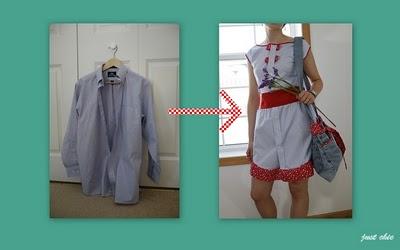 Hoy hablamos de de camisa camiseta a vestido for Make a dress shirt