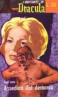 Assediati dal demonio, 1963, copertina