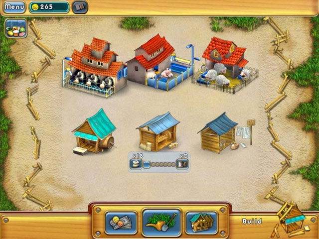 لعبة المزرعة الافتراضية Virtual Farm