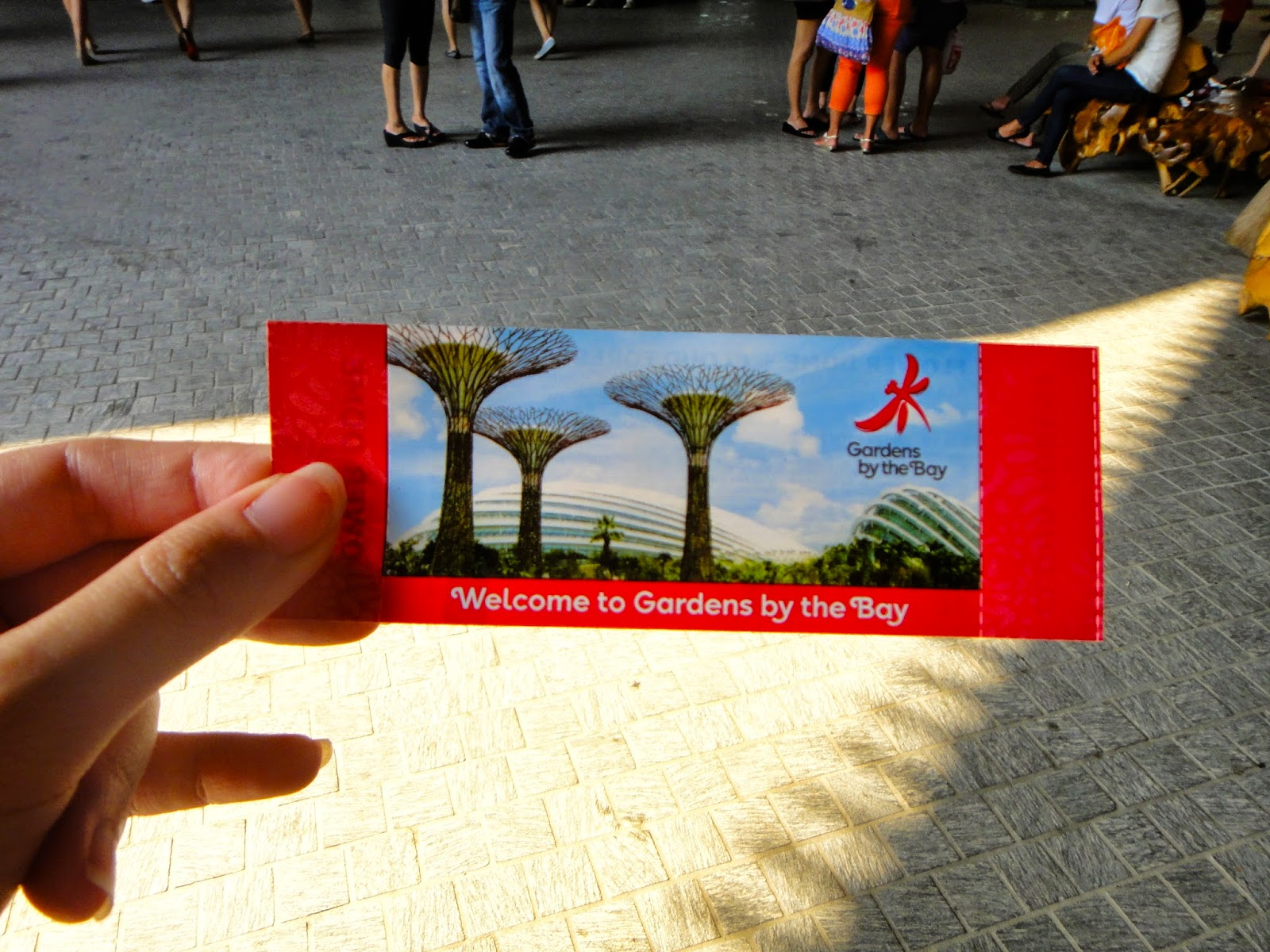 Gardens by the Bay Dome Ticket Singapore