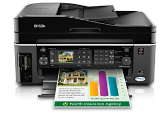 Epson WorkForce 610 Driver Download For Windows 10 And Mac OS X