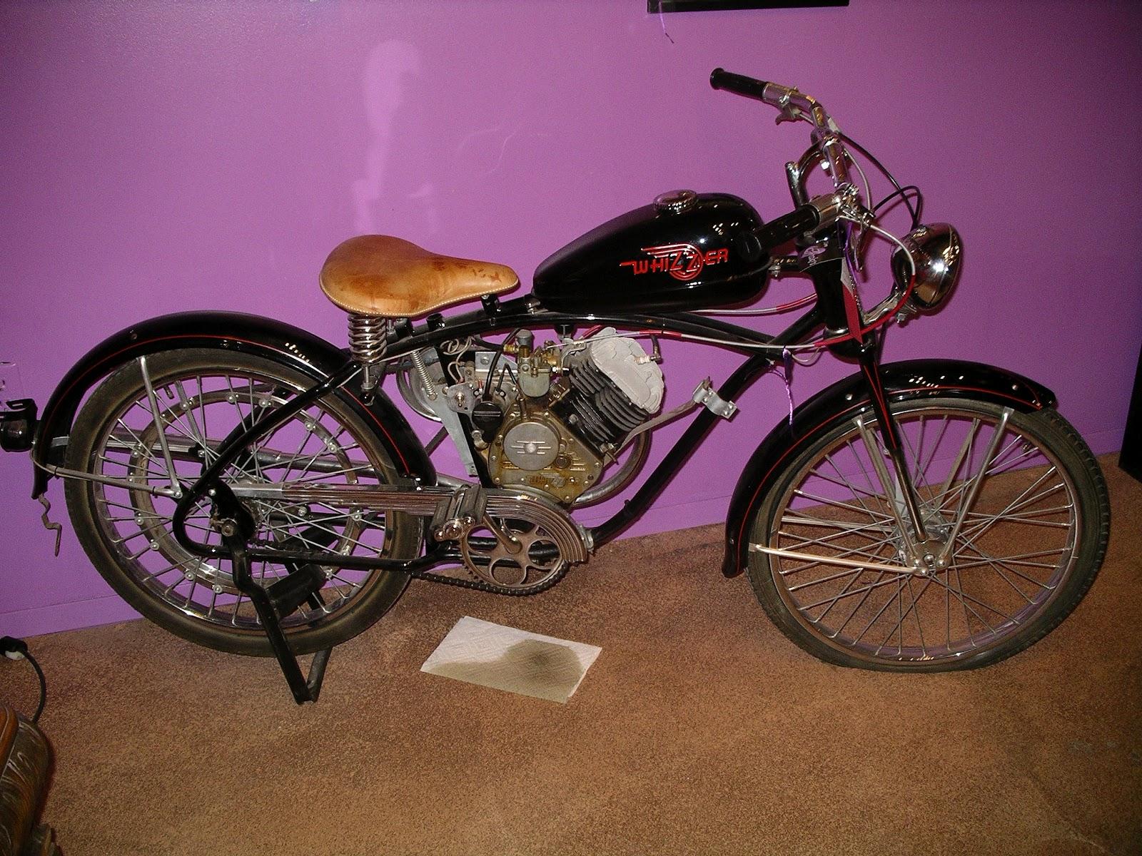 Motored Biker