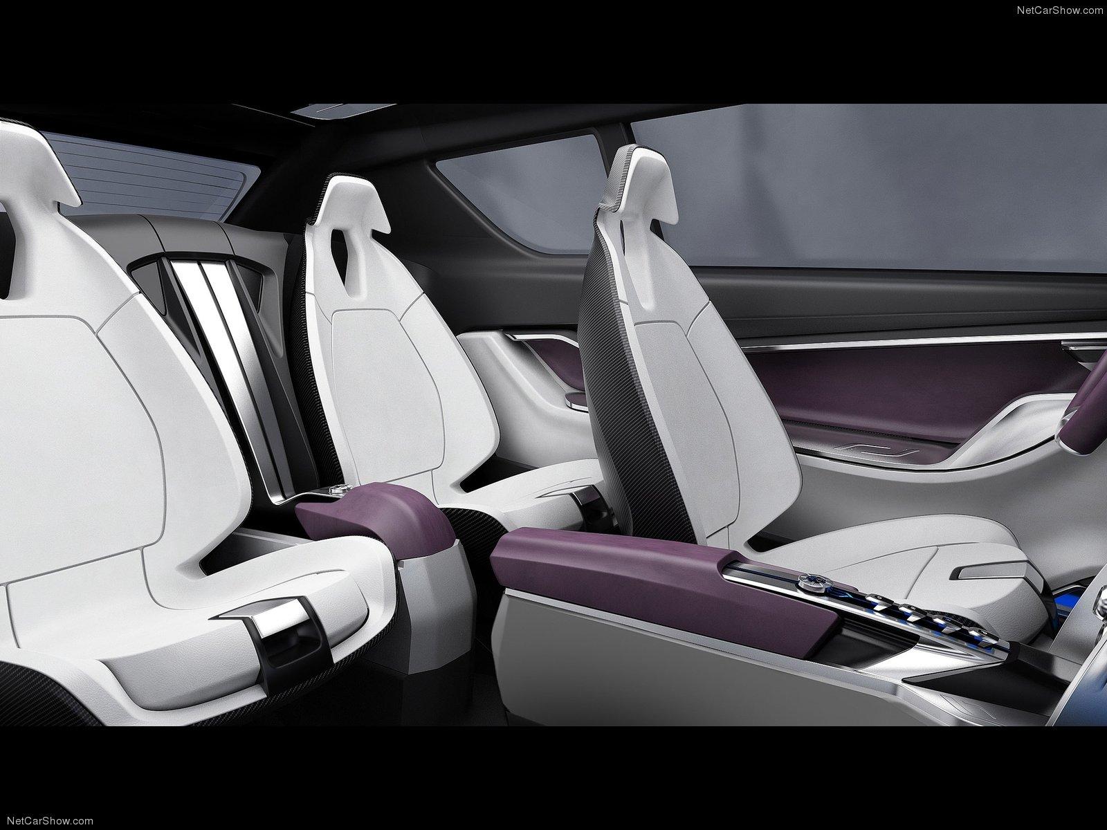 Hình ảnh xe ô tô SsangYong e-XIV Concept 2012 & nội ngoại thất