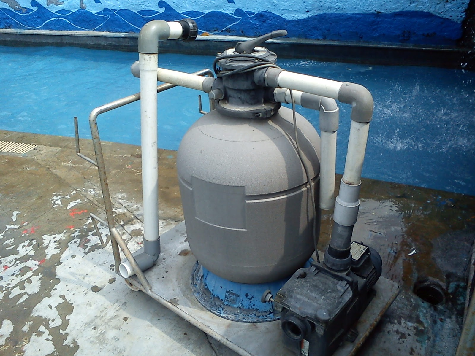 Hayward pool sand filter owners manual five posting - Sandfilterpumpe fur pool ...