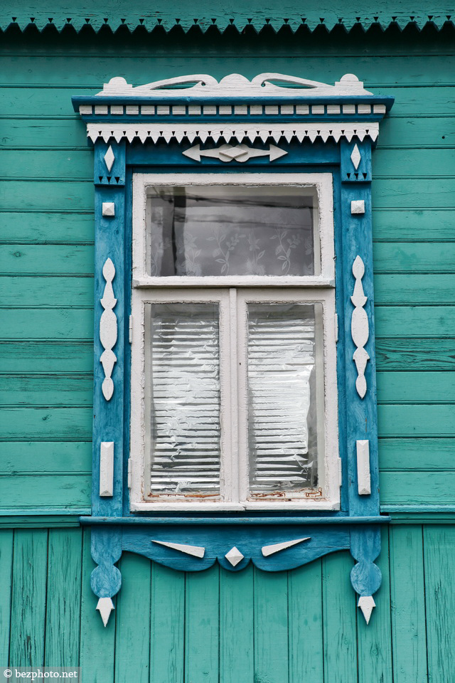 wooden architecture russia