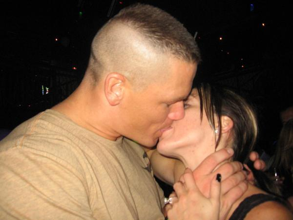 Wwe Super Star John Cena With Girlfriend Photos Trend Hairstyle 2014