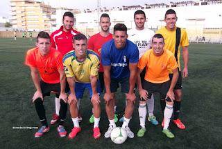 Resultados sorpresas en la tercera jornada del Ciudad de Isla Cristina de fútbol 7