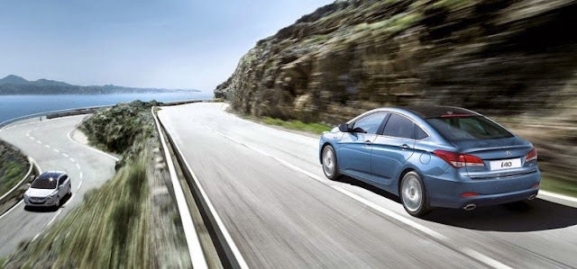Hyundai i40 отзывы владельцев