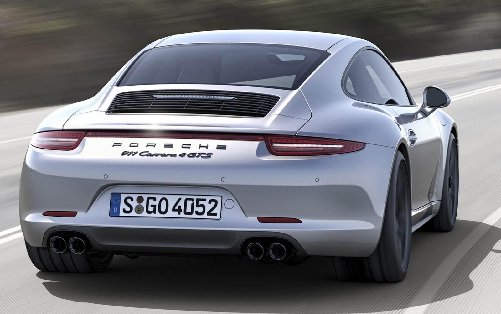 Porsche 911 Gts 2015 Pre 231 O Parte De R 361 Mil Na Europa