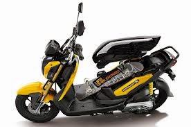 Foto Motor Honda Zoomer X Indonesia Matic Terbaru 2014