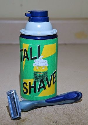 For a Smooth, Clean Shave...