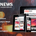 BlackNews - News & Magazine Premium Blogger Theme