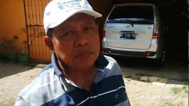 Sutedjo, Ketua RW 02, Lingkungan Krajan, Kelurahan Pacitan