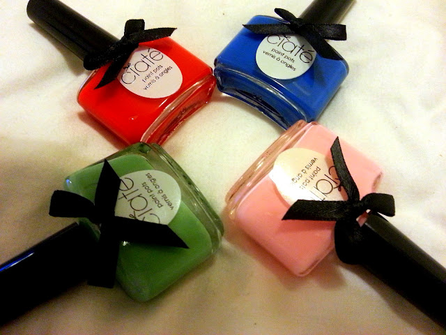 ciate nail varnishes