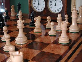 Xadrez - Inteligencia, Lógica e Arte
