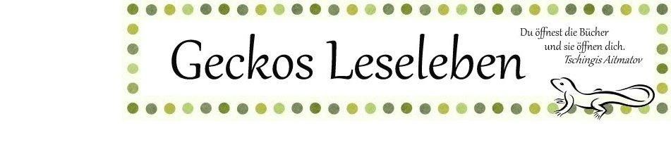 Geckos Leseleben
