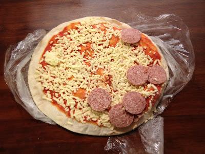 ds gluten free frozen pizza