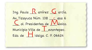 Respuestas Apoyo Primaria Español 3er grado Bloque 1 lección 3 Práctica social del lenguaje 3, Organizar datos en un directorio