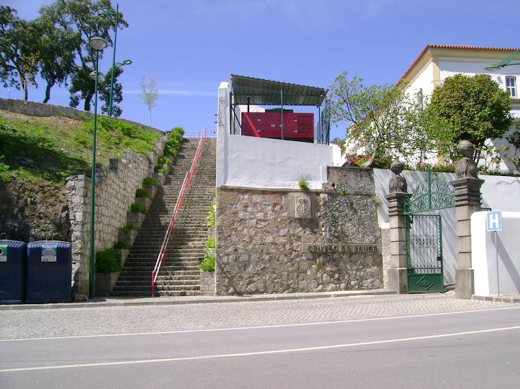 ENTRADA DO CENTRO DE SAÚDE