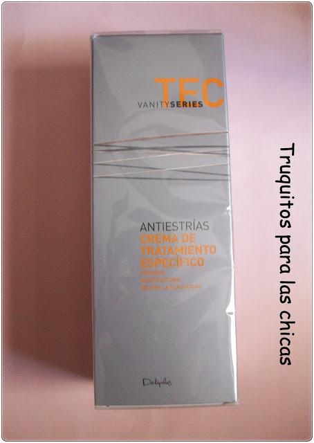 Crema Antiestrias deliplus