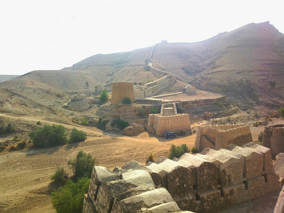Ranikot Fort Pakistan Ranikot Fort Jamshoro Sindh