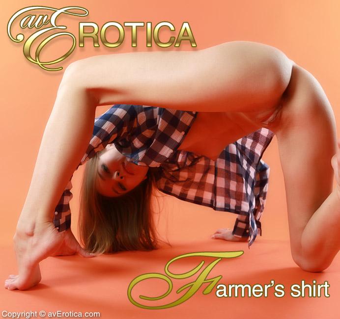 avErotica20 Tracy - Farmer's Shirt 07150