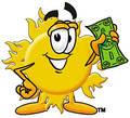 Ganar dinero con calor