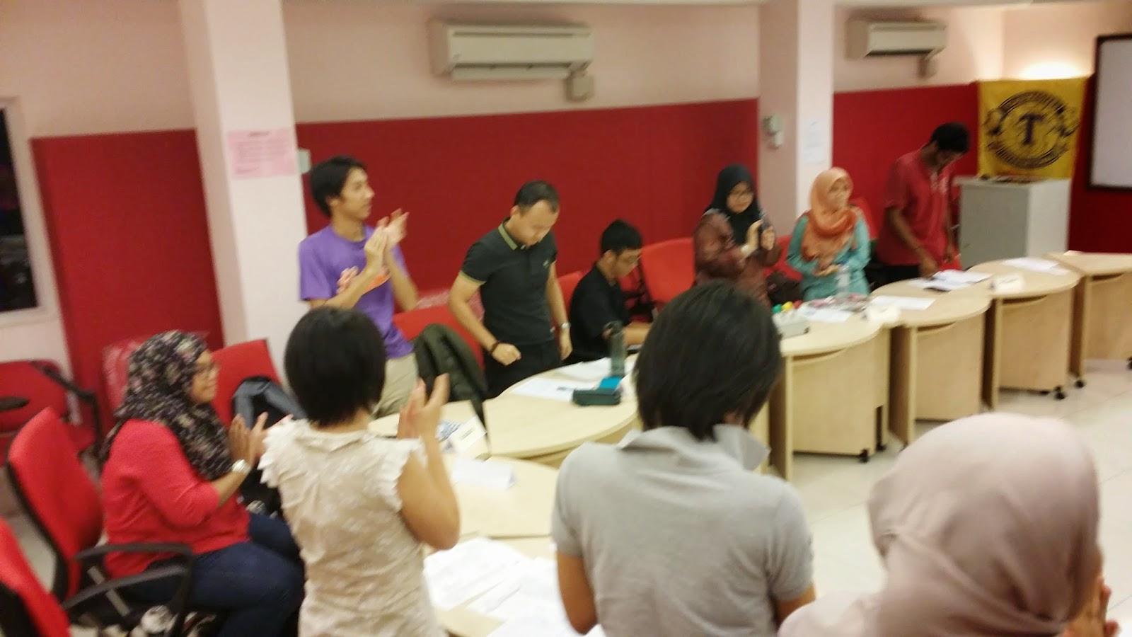 University of Malaya Toastmasters Club (UMTMC)