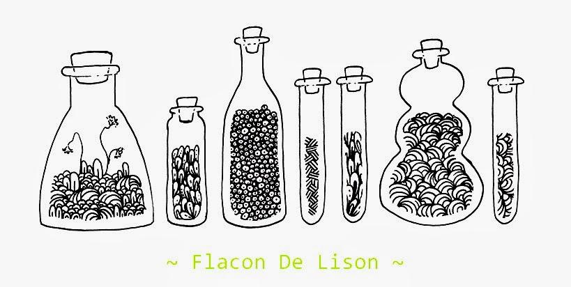 Flacon de Lison
