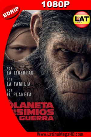 El Planeta De Los Simios: La Guerra (2017) Latino HD BDRIP 1080P ()