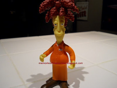 simpsons prison sideshow bob playmates series nine 9