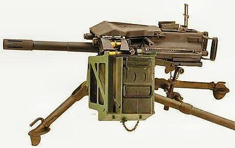 LANZAGRANADAS Mk 19 (40mm)