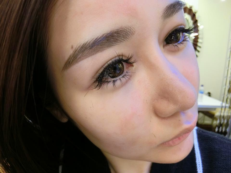 Korean mist eyebrow embroidery for 1 salon eyebrow embroidery