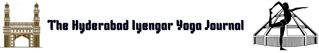 The Hyderabad Iyengar Yoga Journal