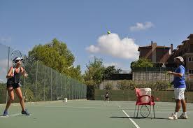 Caminho para o alto nível no Tenis é longo