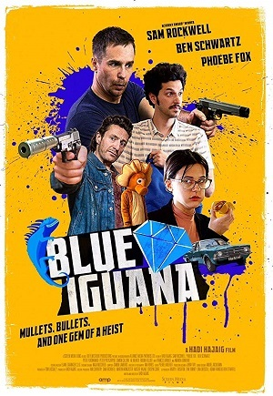Blue Iguana - Legendado Torrent