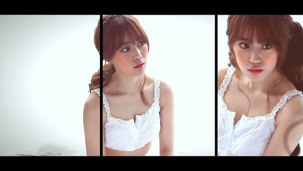 KARA Youngji Day Night Summer Sunset