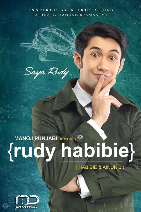 4 OGOS 2016 - RUDY HABIBIE (INDON)