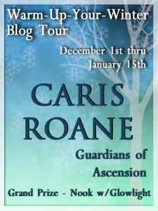 Warm-Up-Your-Winter Blog Tour: Excerpt & Giveaway with Caris Roane