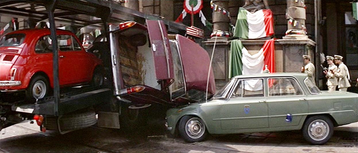 Zero To Sixty The Italian Job 1969
