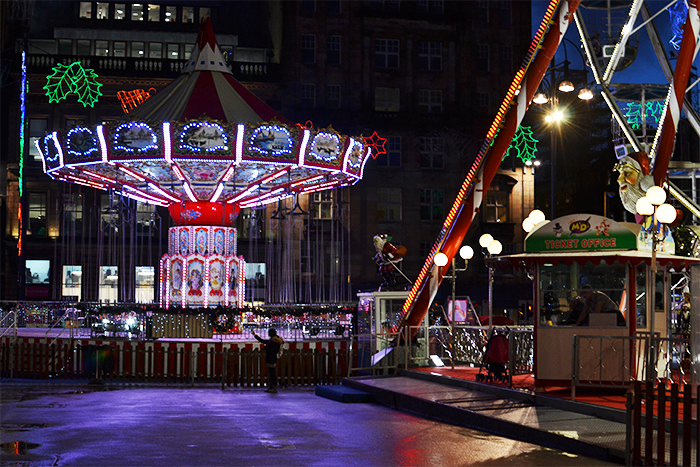 Glasgow Loves Christmas | Colours and Carousels - Scottish Lifestyle, Beauty and Fashion blog