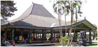 Rumah adat Daerah Istimewa Yogyakarta