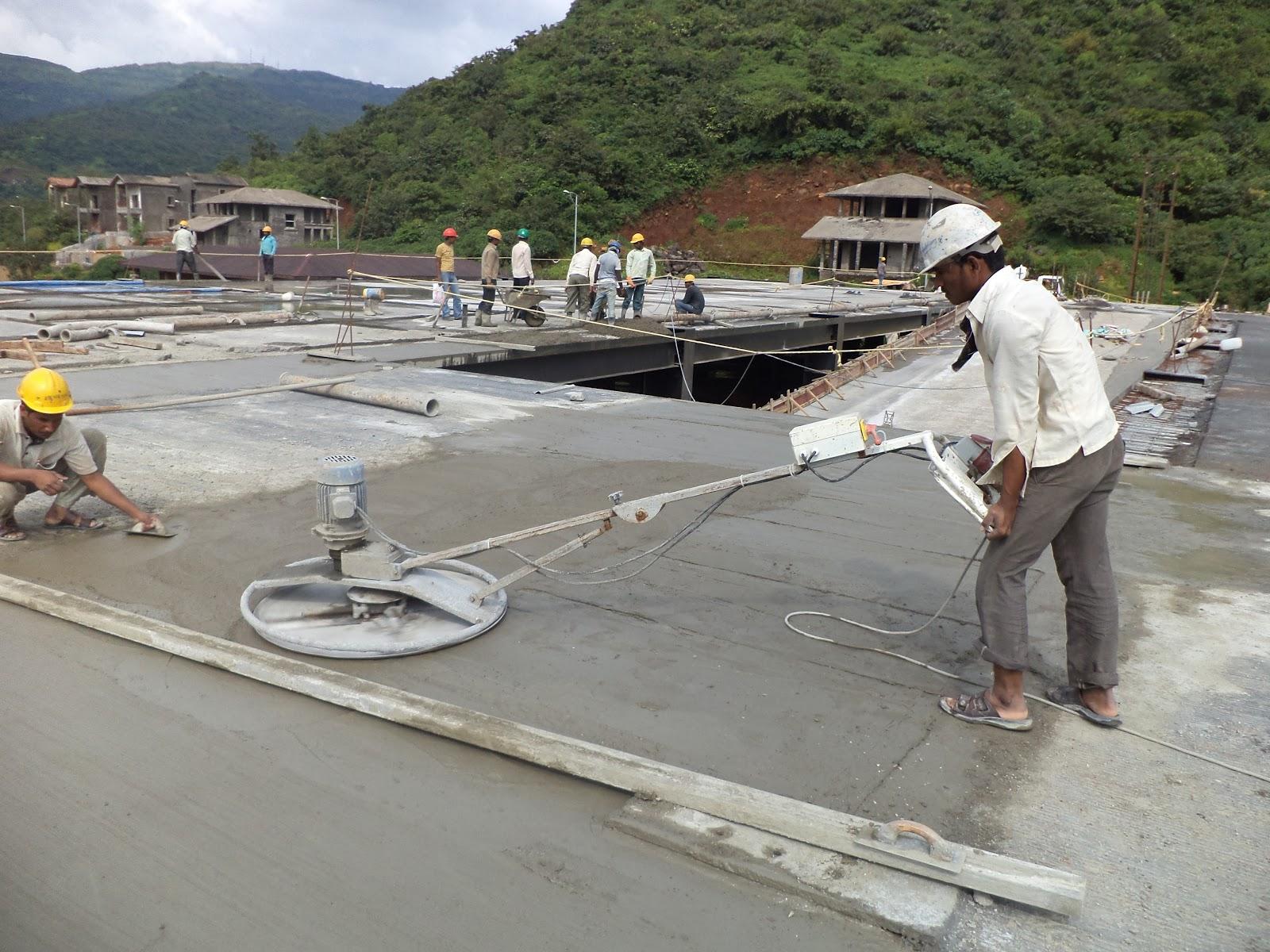 Tri Mix Concrete : Rudratrimix pune trimix flooring industrial