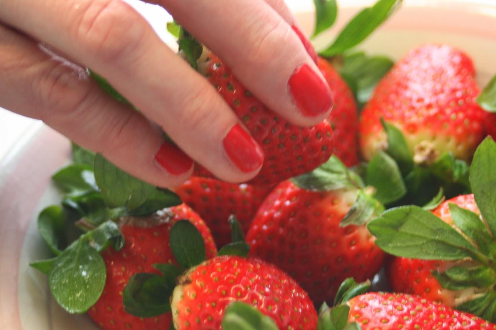 Über Power-Food für die Haut